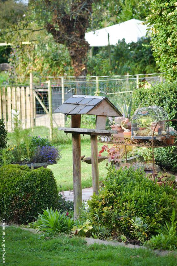 jardin, chambre d'hôtes, normandie