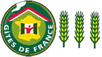 gîte de france 3 épis, maison d'hôtes, le pin, jardins de la hunière